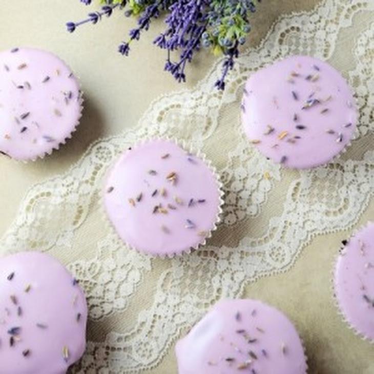 Flourless Chocolate & Lavender Cupcakes Recipe | Yummly