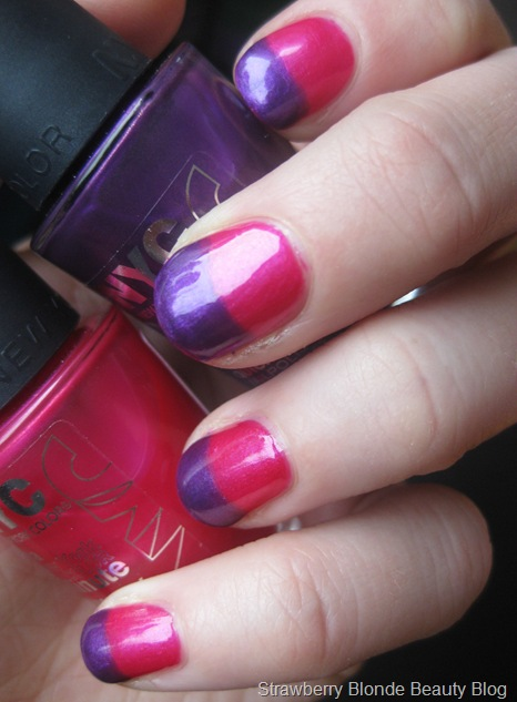 NYC-Spring-2013-nails-fuchsia-purple