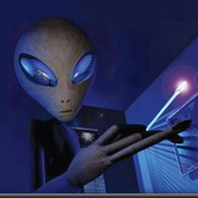 Um caso de Cura por Extraterrestres