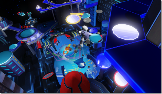 Robot Pinball Escape free indie game (2)