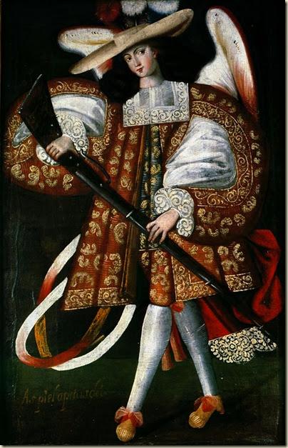 Maître de Calamarca, Aspiel Apetus Dei