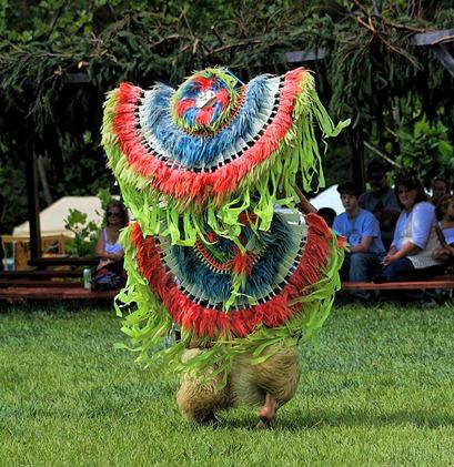 Lenape Powwow Fancy Dancer11