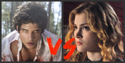 teen wolf versus chloe king