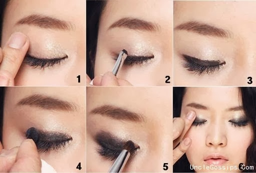Nur Fitri Yani 한 지 마: Cara Ber Make Up Ala Korea :)