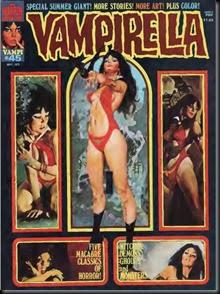 Vampirella September 1975