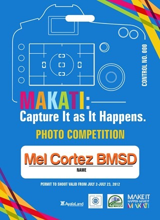 Make It Makati Photo Contest ID