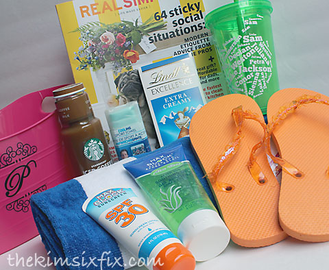 Summer is Here! End of Year Teacher Gift - The Kim Six Fix