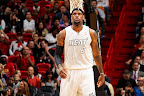 lebron james nba 130301 mia vs mem 10 LeBron Debuts Prism Xs As Miami Heat Win 13th Straight