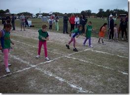 Comenzó la actividad en las Escuelas Municipales de Atletismo
