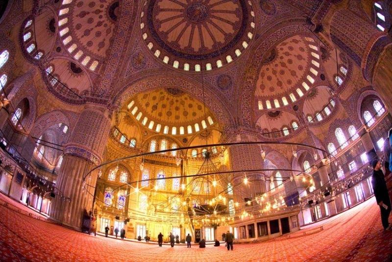 mesquita_azul_interior