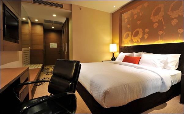 غرف فندق شيراتون جراند بانكوك