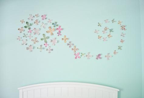 the wall art