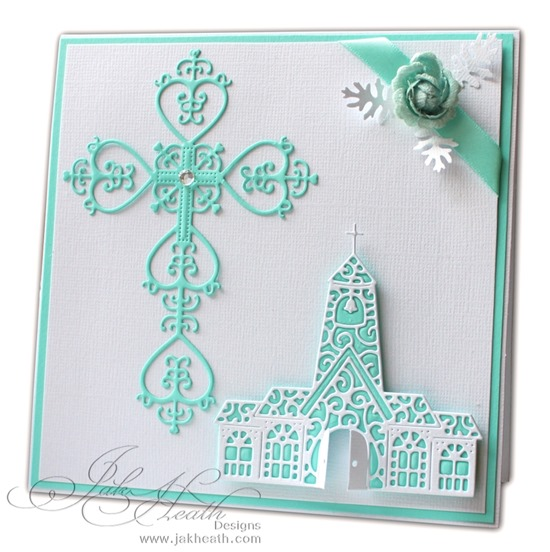 Romance and Roses Tattered lace 1JH