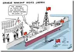 chinese_warship_visits_japan_cartoon