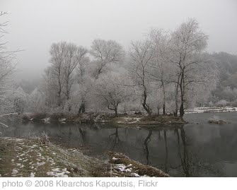'Struma River in Winter' photo (c) 2008, Klearchos Kapoutsis - license: http://creativecommons.org/licenses/by/2.0/
