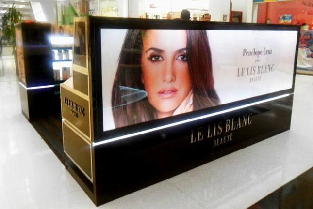 le lis blanc beauty shopping curitiba