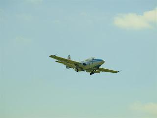 jedyna w Polsce i Europie cywilna wersja samolotu TS-11 Iskra