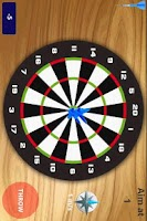 Screenshot of Droid Darts HD