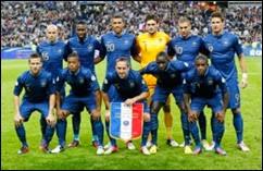 Francia enfrenta a Noruela en partido amistoso de preparación Munidla Brasil 2014