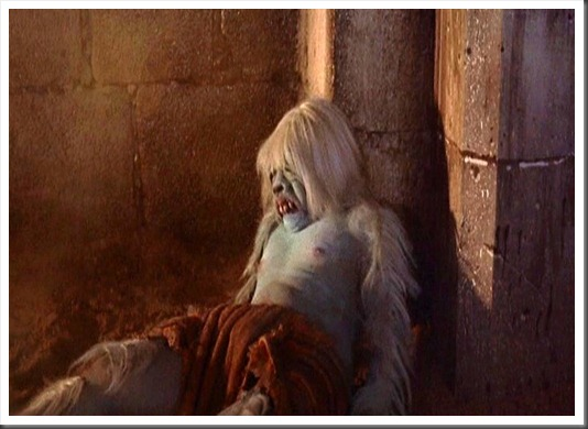 194. Morlocks meets wall, morlock die