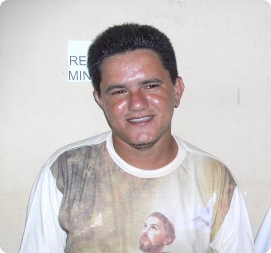 José Marcos - Coordenador da Catequese