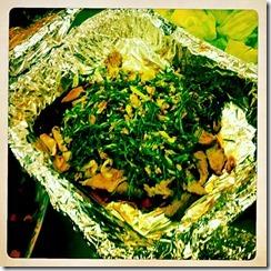 ... Eat Alone: 一個人的晚餐: Thai Style Pork Neck : 泰式豬頸脊