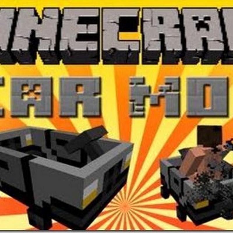 Minecraft 1.3.2 - Car Mod (Automobili)