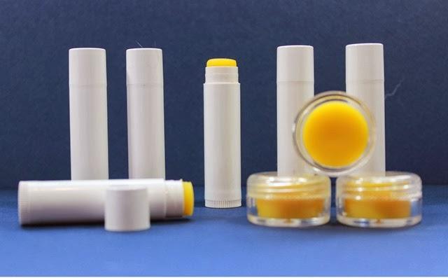 DIY Lip Balm 1