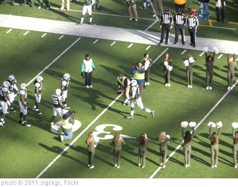 'Player Introductions - Mark Sanchez' photo (c) 2011, slgckgc - license: http://creativecommons.org/licenses/by/2.0/