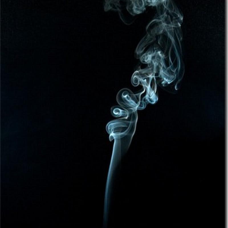 How to Photograph Smoke