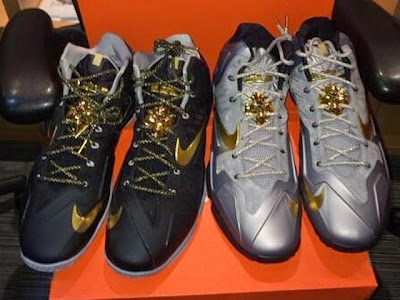 nike lebron 11 pe manu ginobili 1 01 Manu Has Three Different LeBron 11 PEs/IDs for NBA Finals