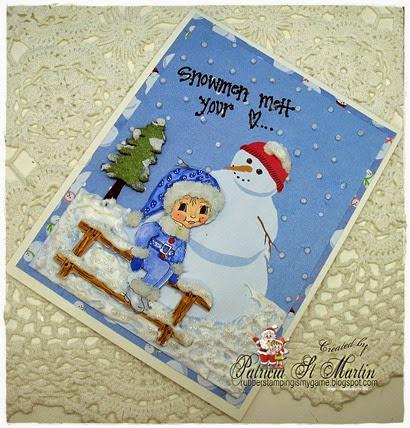 Snowmen melt your heart 2014 f