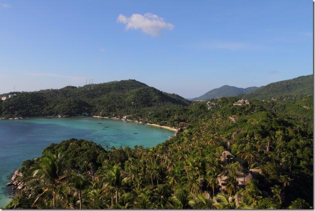 Chalok Baan Kao Bay View from John Suwan Viewpoint