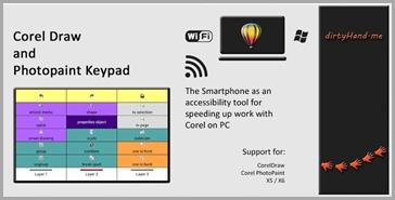 App Corel Key View