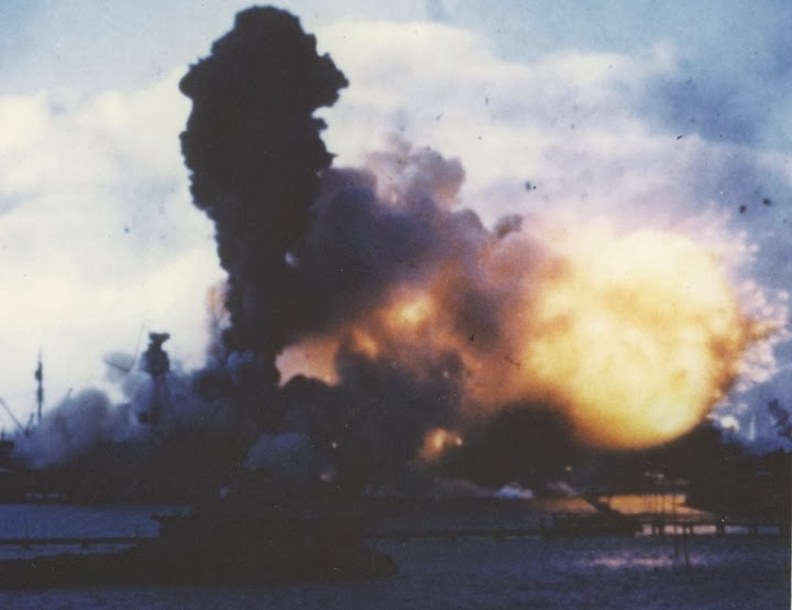 Ataque a Pearl Harbor