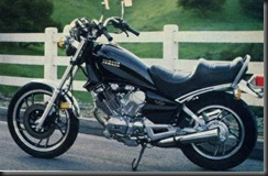 Yamaha XV500 Virago