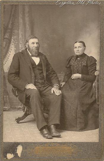 Unknown couple Dorset Antiques 3