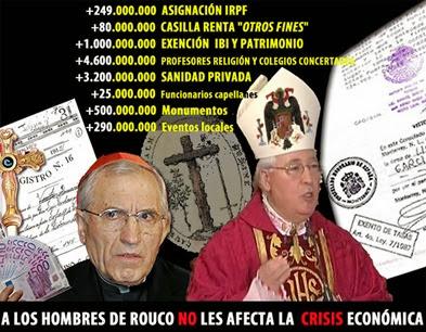Iglesia crisis