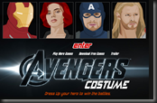 The Avengers Dress Up