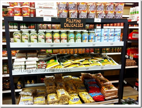 Shoprite- Filipino isle