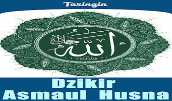 Screenshot of Dzikir Asmaul Husna