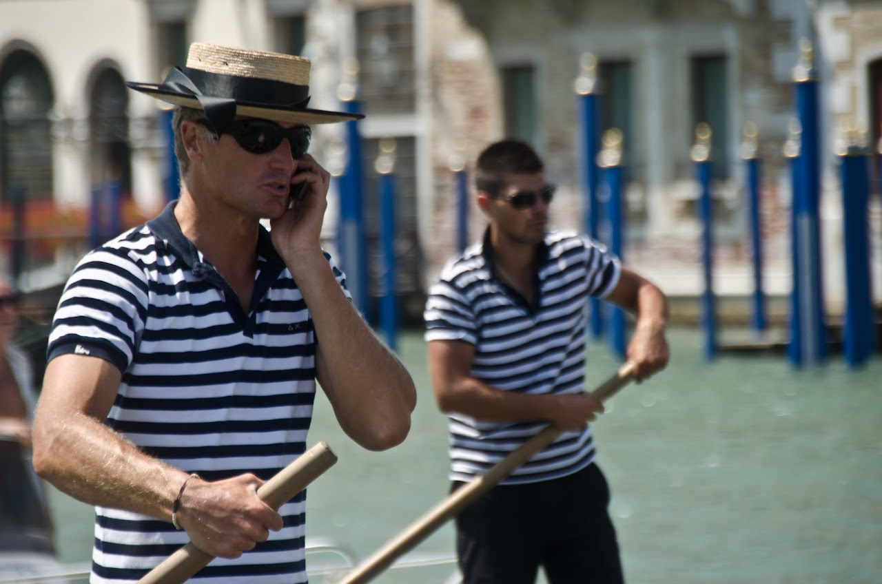 Venice gondola