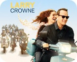 Larry Crowne Tom Hanks and Julia Roberts