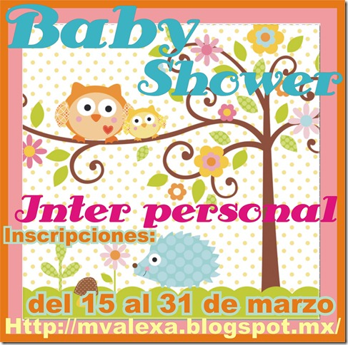 baby shower inter