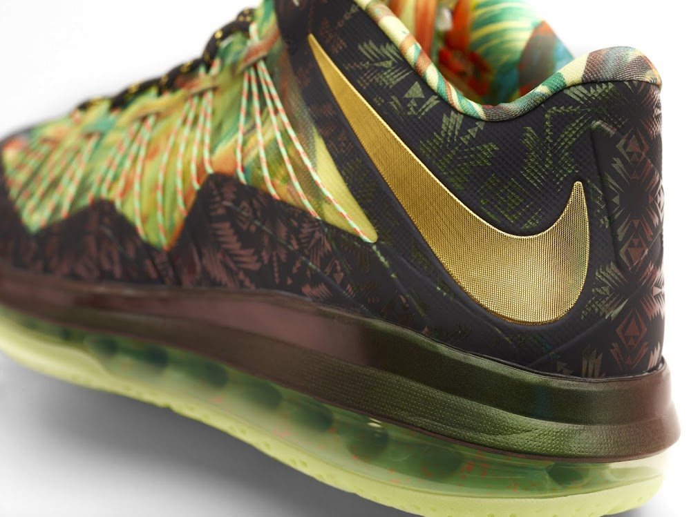 4809d70f92e6 LeBron X Elite amp Low Championship Pack Coming Soon in Asia ...