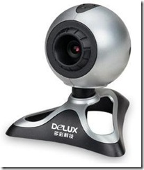 Webcam Delux DLV-B03 350K-driver