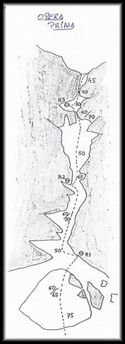 Canal Roya - Opera Prima 170m D WI4 70º