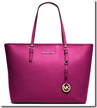 Michael Michael Kors Fuschia Travel Tote