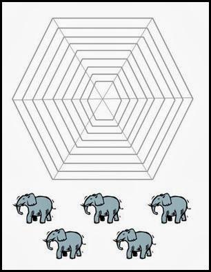 Elephant Printables 3