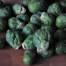 Golden Brussels Sprouts with Lemony Persillade